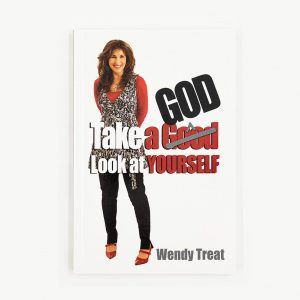 Take a God Look at Yourself- front