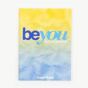 beyou devotional - front