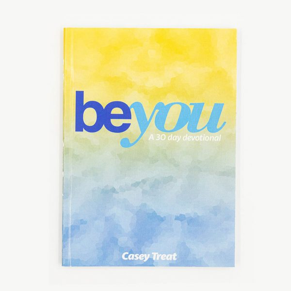 beyou devotional - front