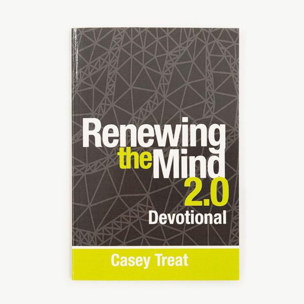 Renewing the Mind 2 devotional - front