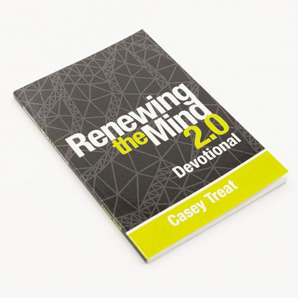 Renewing the Mind 2 devotional - side