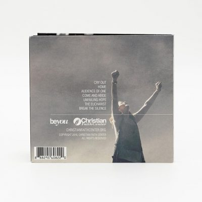 Audience of One CD - back