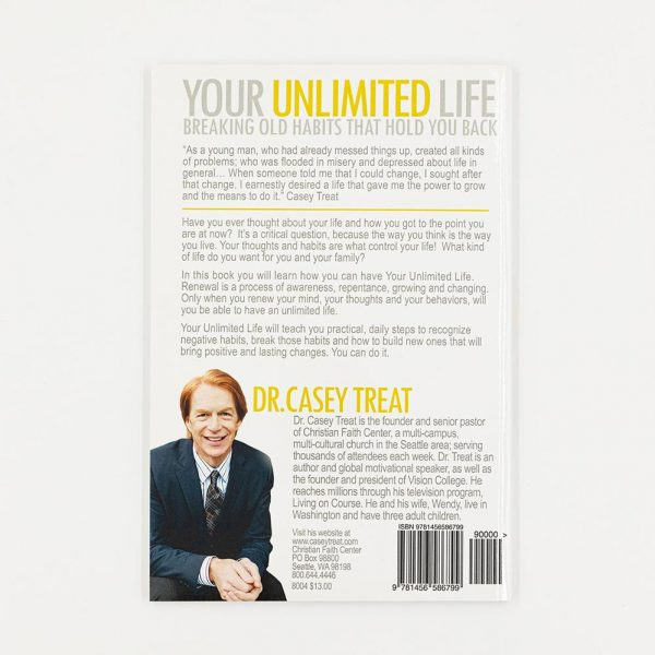 Your Unlimited Life - back