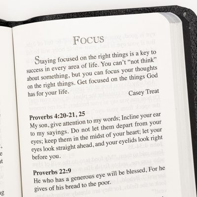 God's Word For Every Circumstance- text