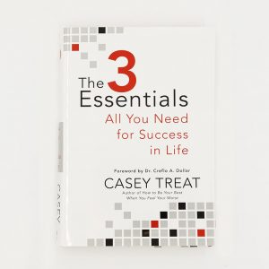 The 3 Essentials - front