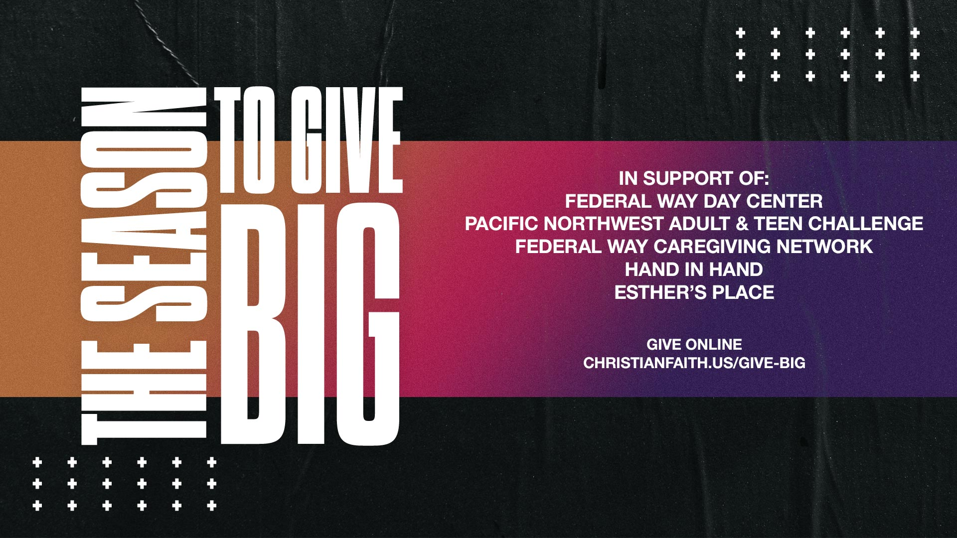 Give Big