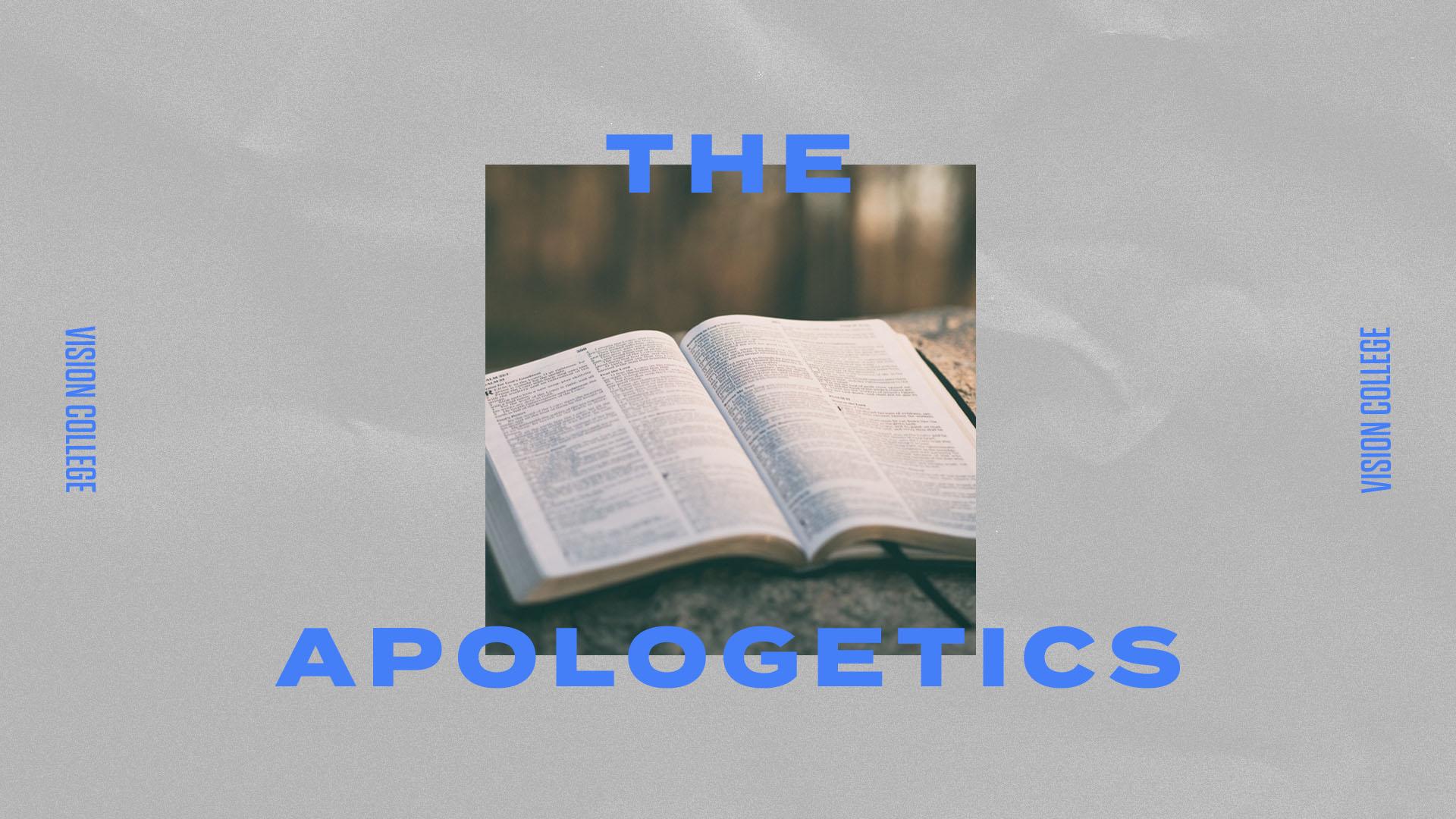 Vision College_Apologetics